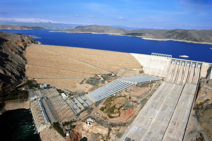 keban-hidroelektrik-santrali